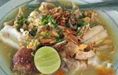 resep praktis (mudah) soto banjar spesial khas kalimantan selatan enak, gurih, lezat