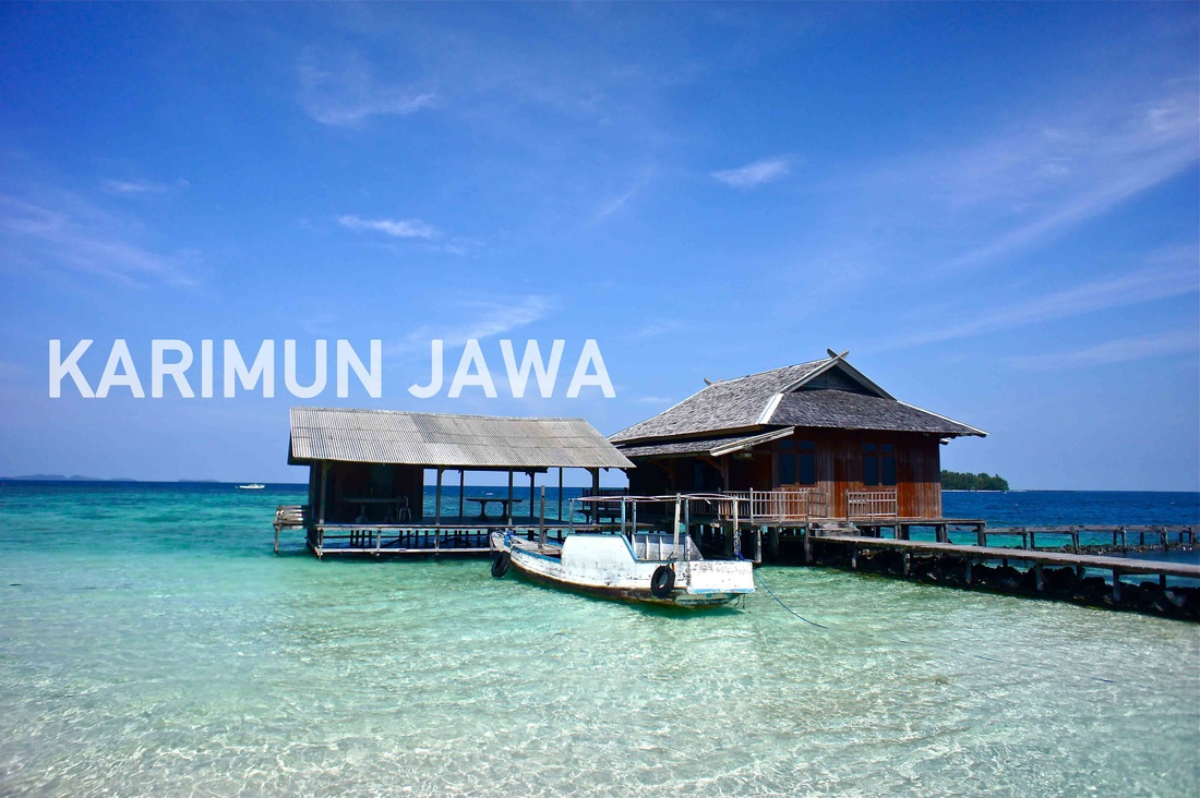 Karimun Jawa Trip Tour and Travel Yogyakarta #Vlog #Travel