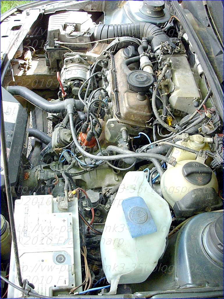VOLKSWAGEN PASSAT VOLKSWAGEN PASSAT 35I ENGINE 1 8 8