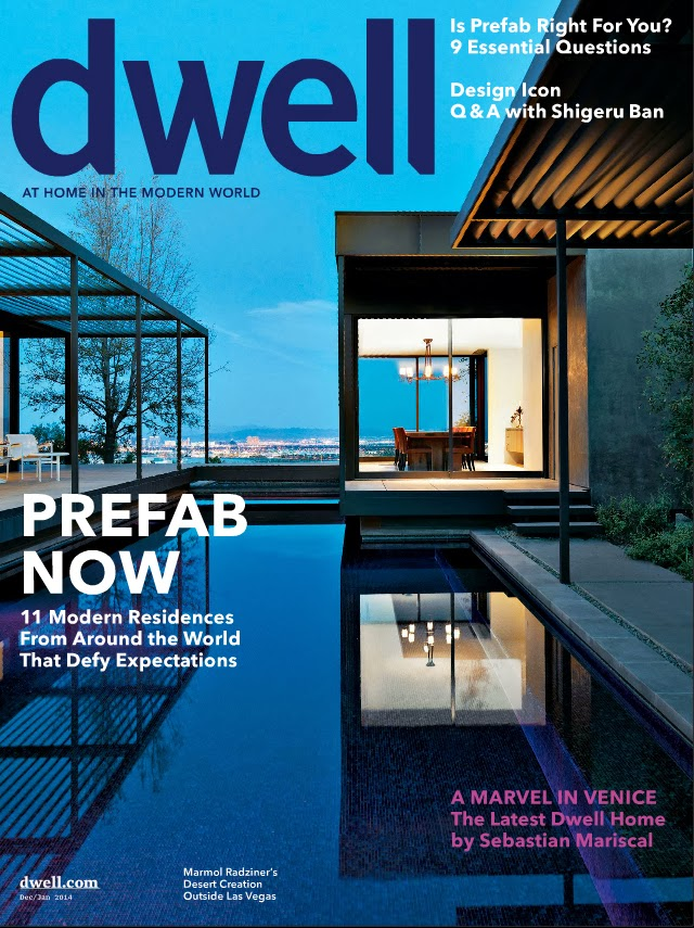 Dwell Cover U0026 Feature Story By Jill Paider