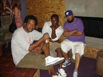 DJ Mo Betta, Ced, Gman @ Vodou