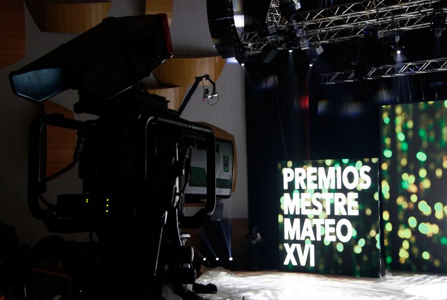 Premios Mestre Mateo 2018