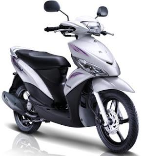 2012 Yamaha Mio J