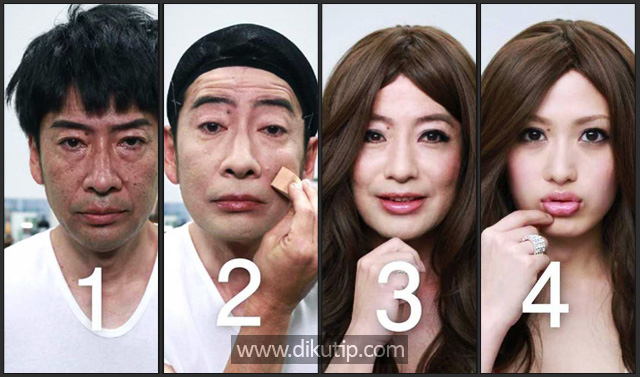 how to add makeup to men photoshop