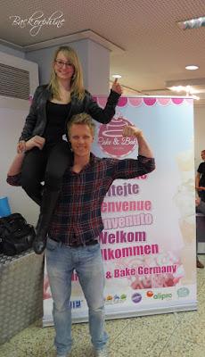 Cake&Bake Dortmund, Backorphine on Tour