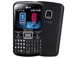 Harga LG qwerty dual sim, spesifikasi lg c199 qwerty, hp qwerty dua kartu murah terbaru, harga baru handphone lg c199