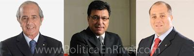 Rodolfo D'Onofrio, D'Onofrio, Passarella, Daniel Passarella, Antonio Caselli, Caselli, Elecciones, Elecciones River Plate, Elecciones River, River Plate, Diciembre