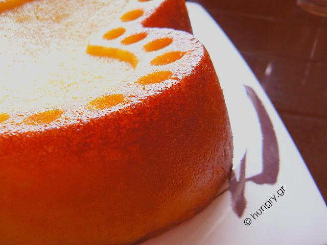 Ravani Semolina Cake