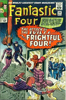 What if The NCAA Final Four were - The FRIGHTFUL FOUR?