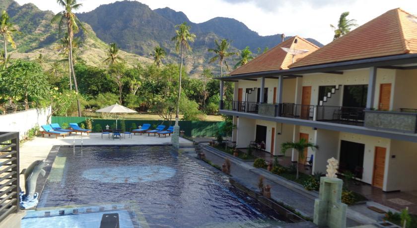 72 Hotel di Pemuteran Bali - Antari Hotel