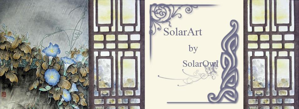 SolarArt by SolarOwl