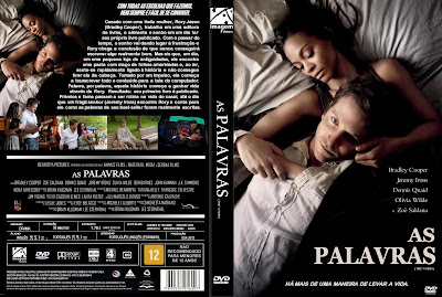 dvd+www.gamecover.com+%2822%29 As Palavras (The Words) Torrent   Dual Áudio (2013)