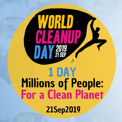 World Clean-up Day 2019