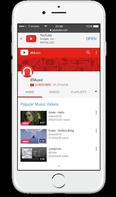 Fix Youtube App iPhone