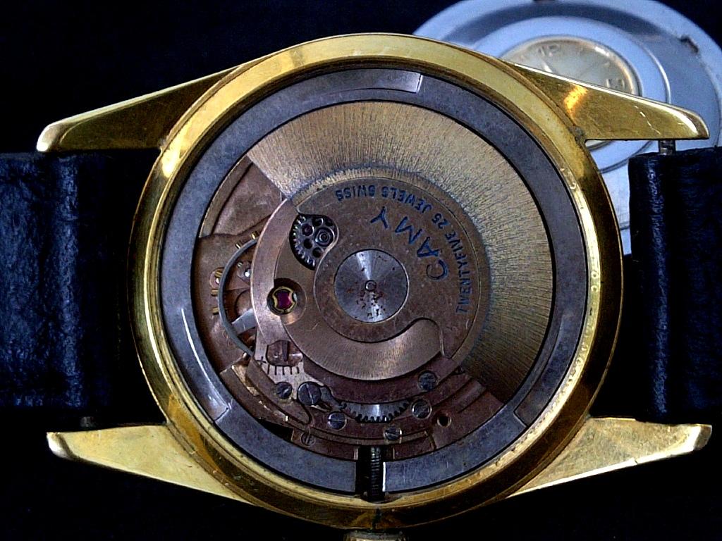 De Ville Omega Co-Axial 41 mm