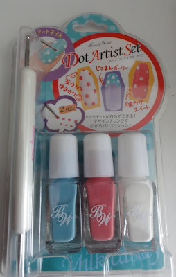 Lucky Trendy Beauty World Dot artist Set DNC 682