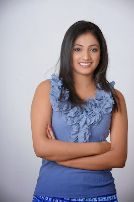 ethnic beauty Haripriya latest photoshoot gallery