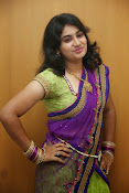 Krishnaveni glam in half saree-thumbnail-18