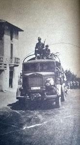 Reparto autocarrato della Monterosa