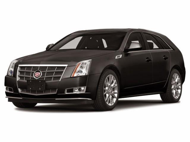 Cadillac CTS Wagon models 2014