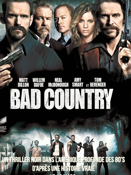 Download Bad Country (2014) 720p