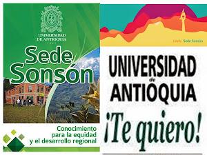 La Pinera. Vereda Río Arriba. SONSÓN (Colombia). TEL: 2198332 Ext. 270 / 8691432