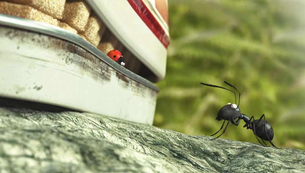 Minúsculos: El valle de las hormigas perdidas (Minuscule: La vallée des fourmis perdues)