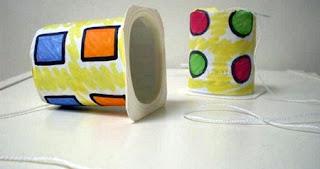 Reciclar Frascos de Yogurt, Manualidades Recicladas