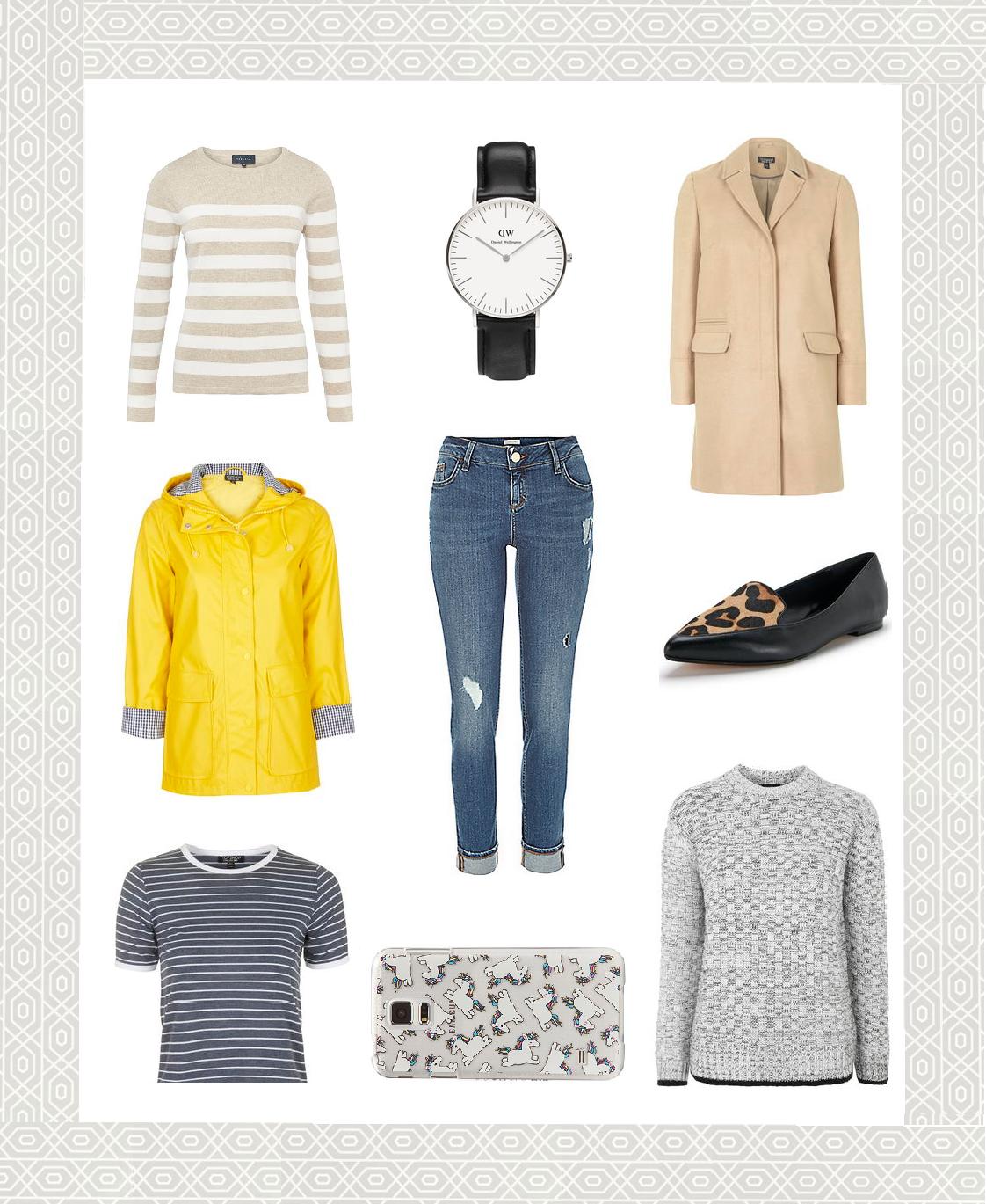 UK Fashion Blog Wishlist