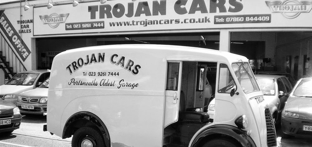 Who remembers Trojan Cars?