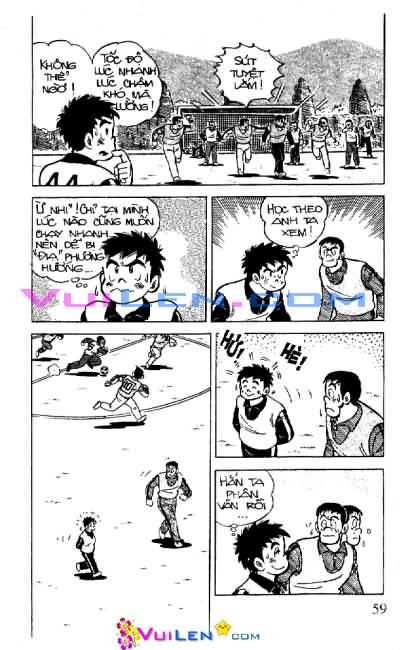 Jindodinho - Đường Dẫn Đến Khung Thành III  Tập 12 page 59 Congtruyen24h