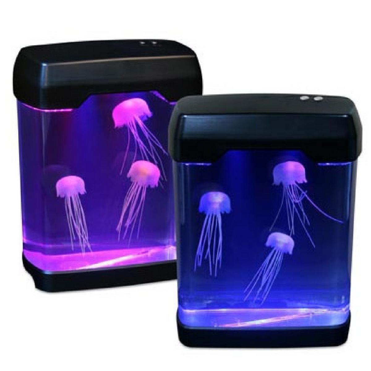 cadeaux 2 ouf id es de cadeaux insolites et originaux un aquarium avec des m duses. Black Bedroom Furniture Sets. Home Design Ideas