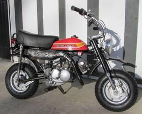 1978 Kawasaki KV75 Mini Trail