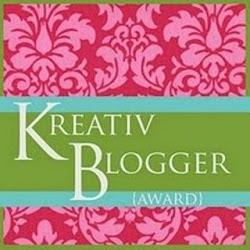Selo Kreativ Blogger