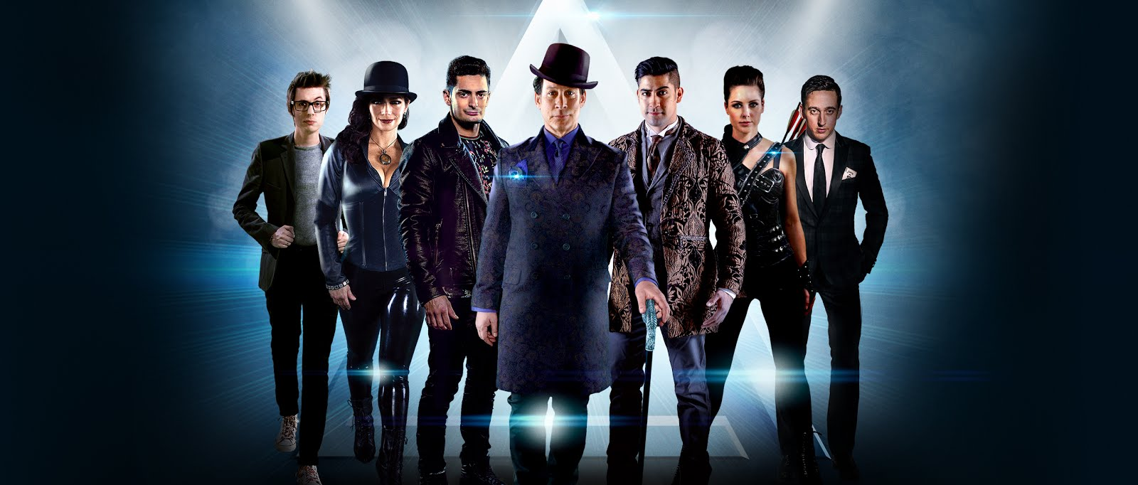 THE ILLUSIONISTS - The most outrageous and astonishing acts ever