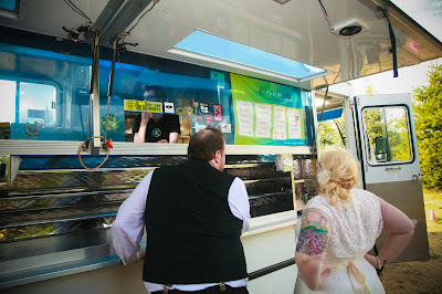 Wedding food truck!