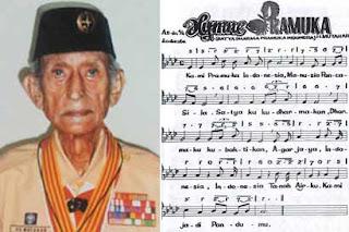 H. Muthahar: Habib Komponis Penyelamat Sang Saka Merah-Putih