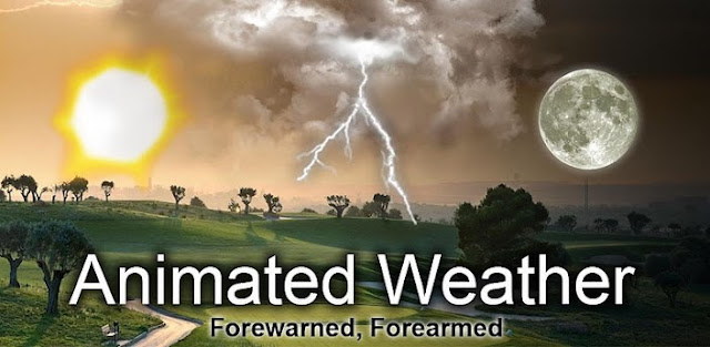 Animated Weather Widget & Clock v5.5.1 APK