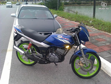 Yamaha RXZ Catalyzer -03