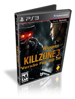 Download Killzone 3 PS3 EUR FULL BD 3D 2011