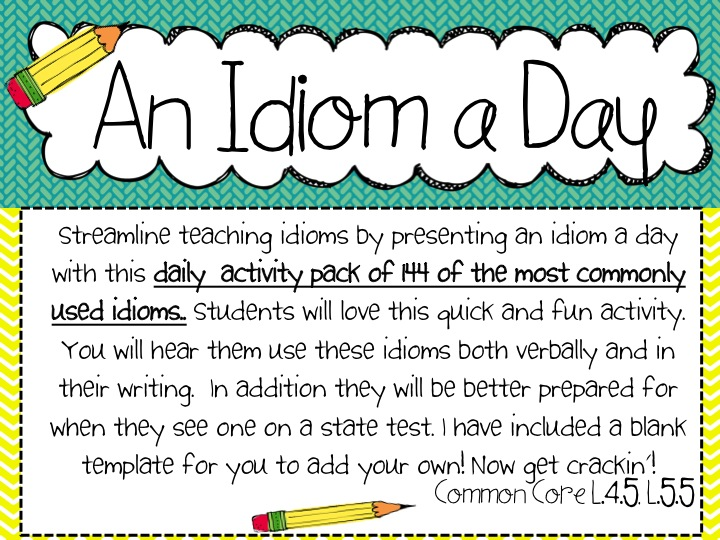 using idioms in essays An idiom is an expression consisting of a combination of words that have a figurative meaning the figurative meaning is comprehended in regard to a common use of the expression that is separate from the literal meaning or definition of the words of.