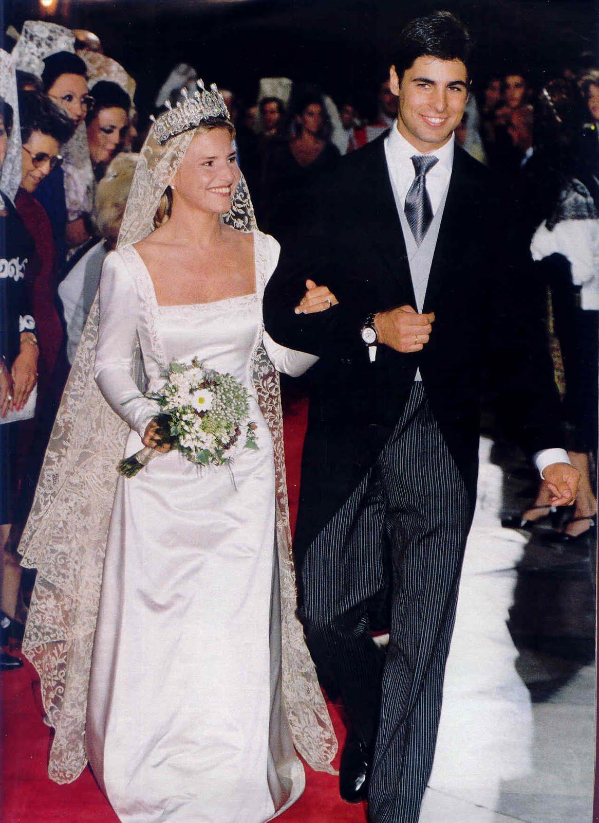 Vestido de novia Ivanka Trump