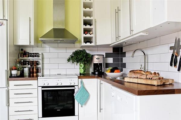 desain kitchen set model rumah minimalis