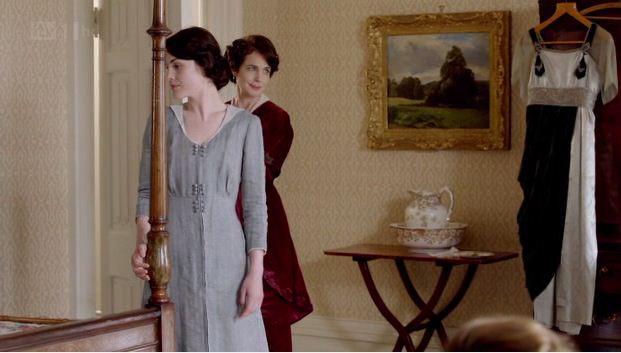 The Pink Doormat Downton Abbey Inspired Bedroom