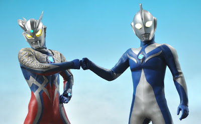 Ultraman Saga Slated this March 2012