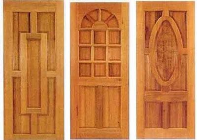 Gambar Desain Pintu Rumah Minimalis 02