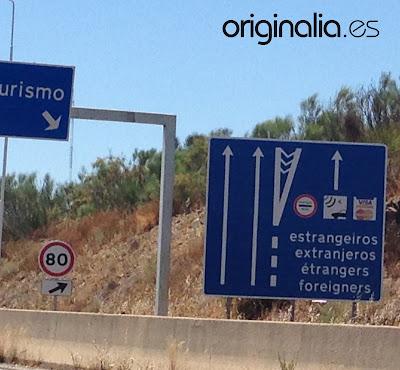 Carretera y autopista de peaje Portugal