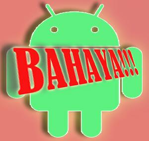 Bahaya! Hanya Dengan Pesan Singkat Android Dapat Dibobol