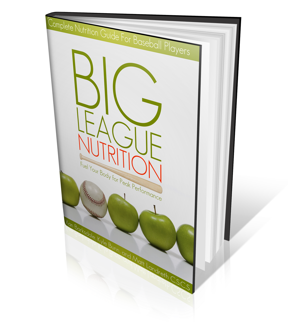 Big League Nutrition - Fuel Your Body for Peak Performance