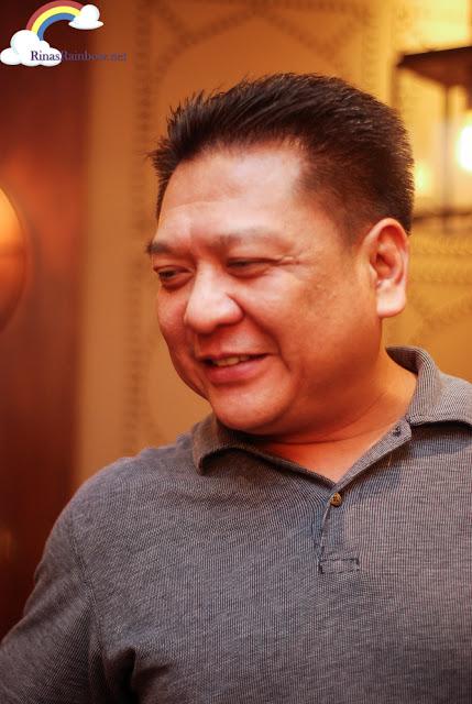Chef Chris Oronce